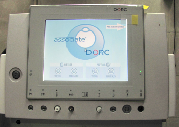 D.O.R.C Vitrectomy Machine
