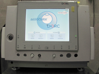D.O.R.C. Vitrectomy Machine