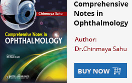 Best Ophthalmology Book Written by Dr. Chinmaya Sahu - Retina Eye Surgeon at Sahu Eye Hospital in Mumbai